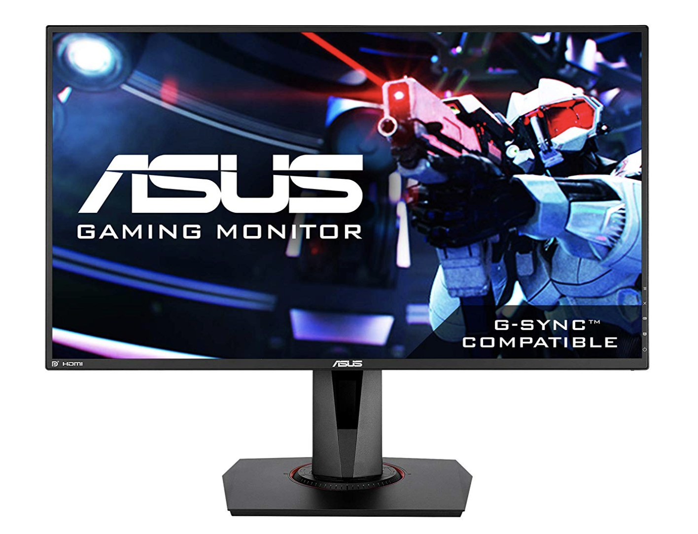 ASUS - My monitor of choice. Great overall value and size!