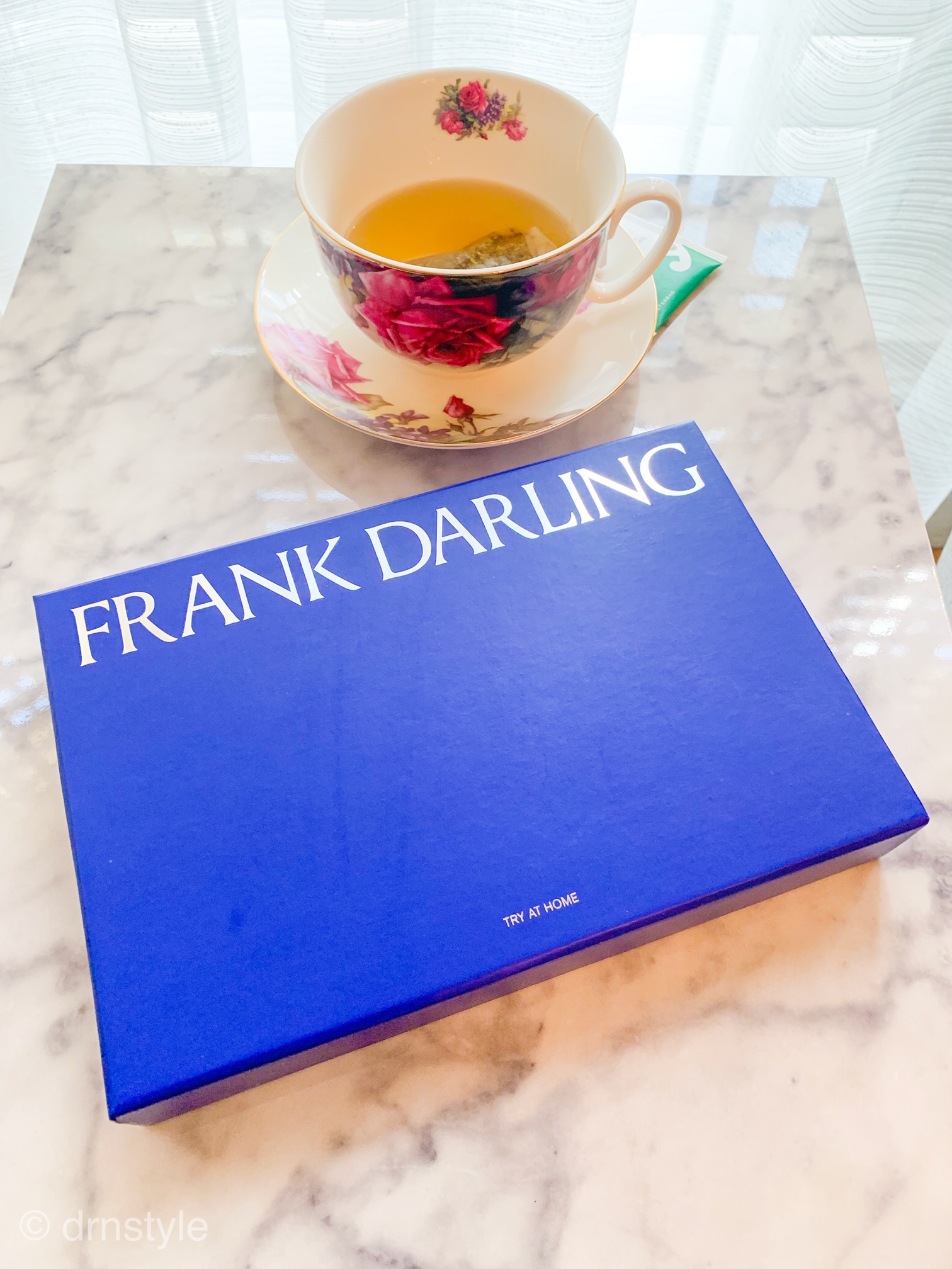 The Frank Darling Try At Home Ring Set.