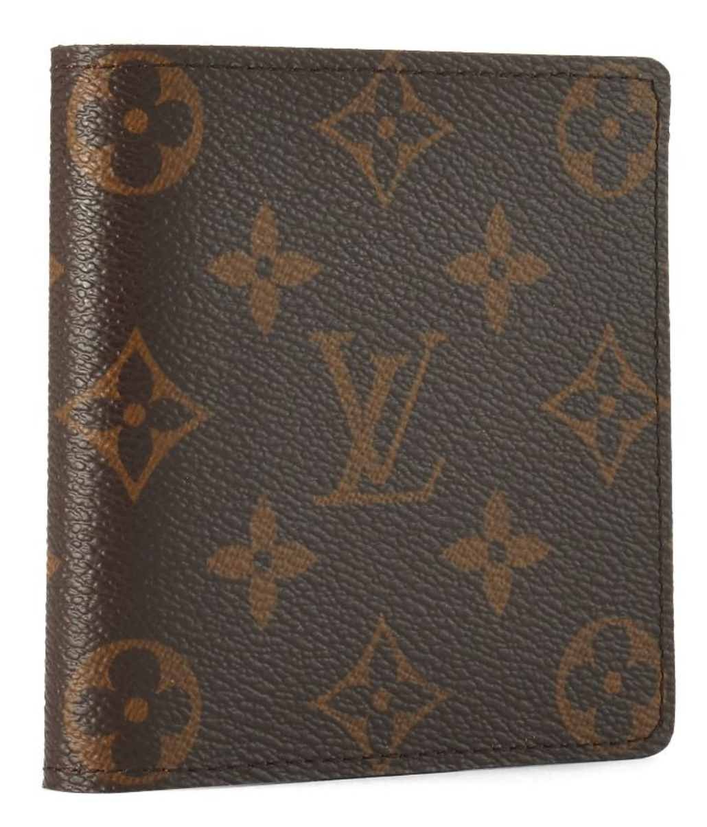Louis Vuitton wallet a good luxury Christmas gift.