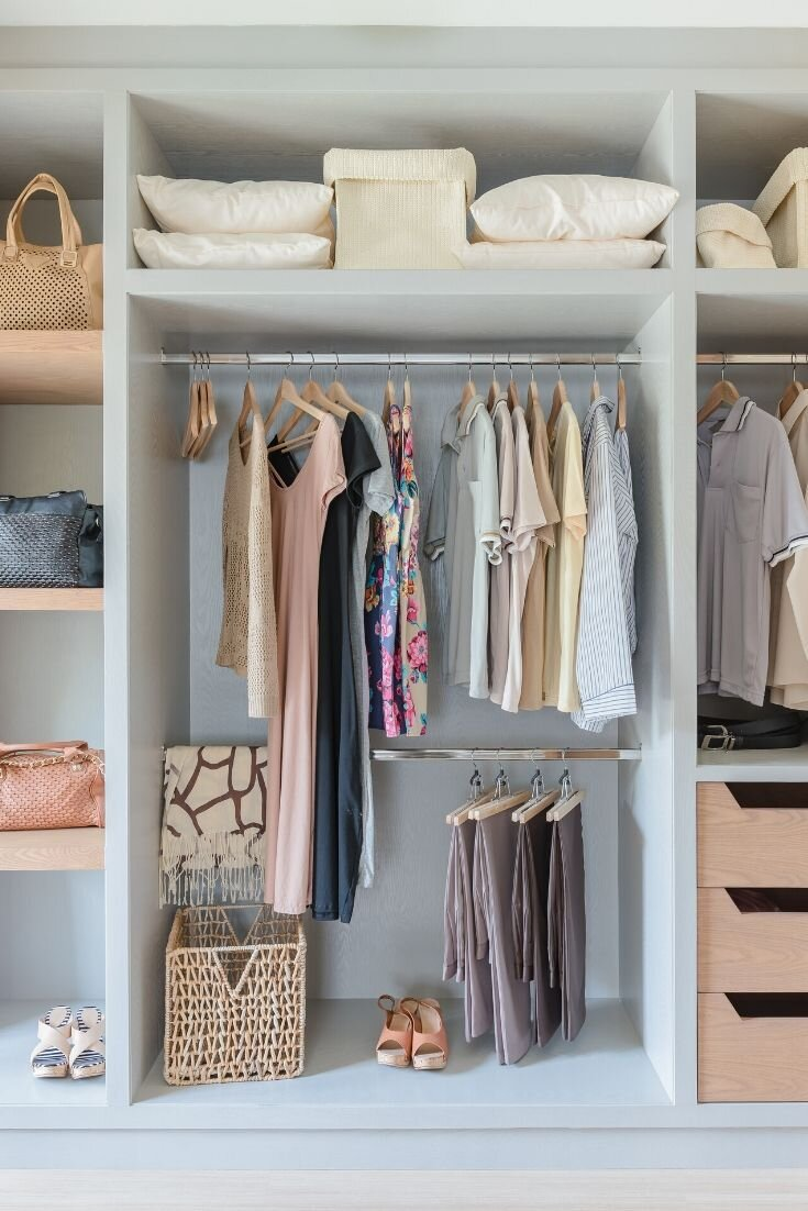 Clear The Clutter How To Declutter Your Closet Organize