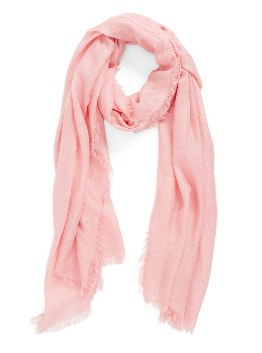 Valentine's Day gifts for her cashmere silk scarf