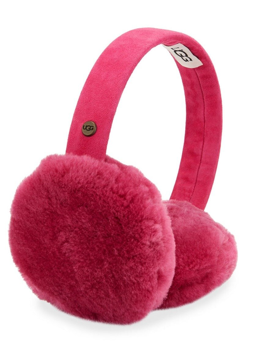 Valentine's Day gifts for her ugg bluetooth earmuffs