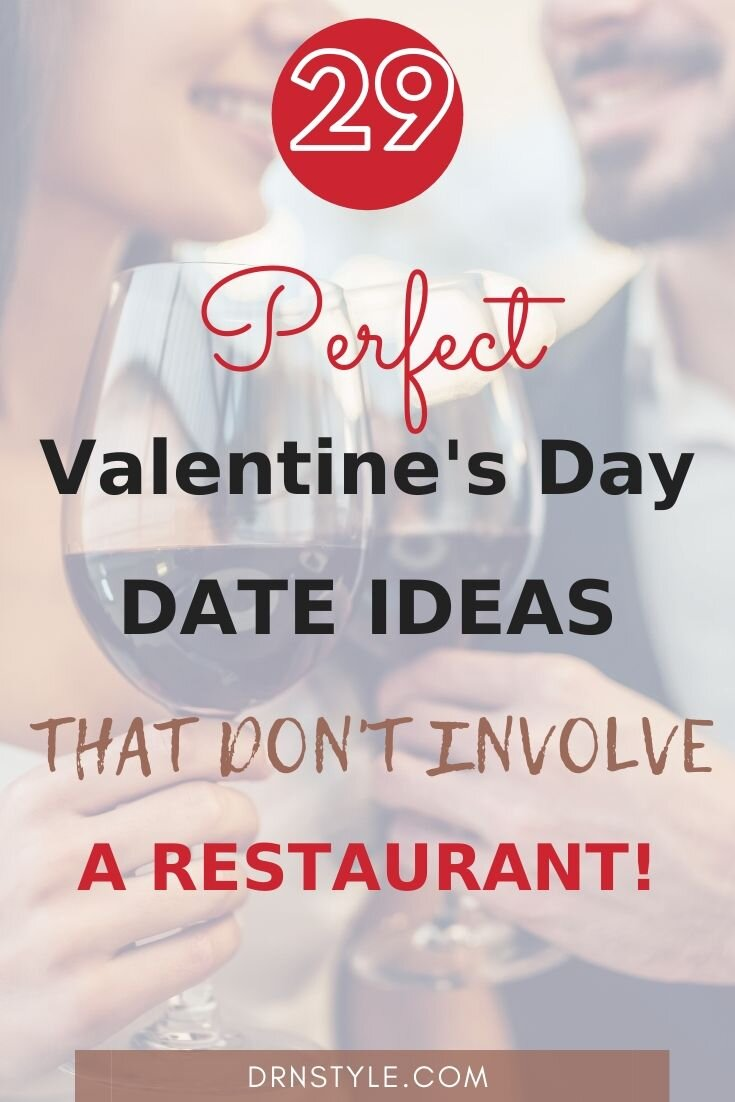 29 Perfect Valentine's Dates That Don't Involve a Restaurant