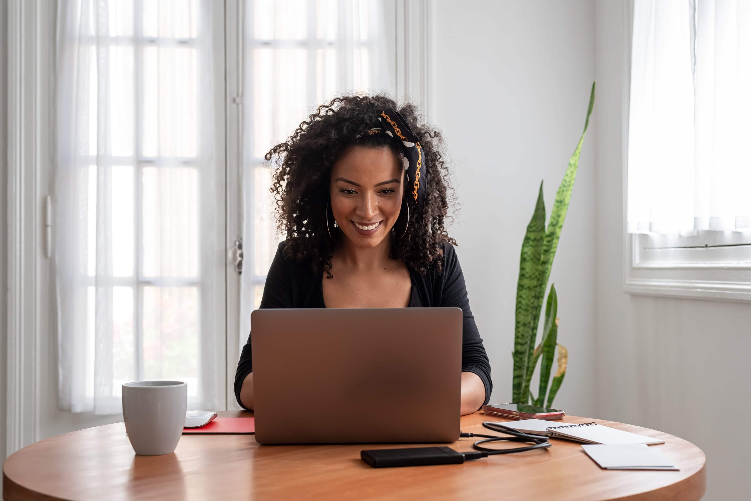 how to work from home have and productive day