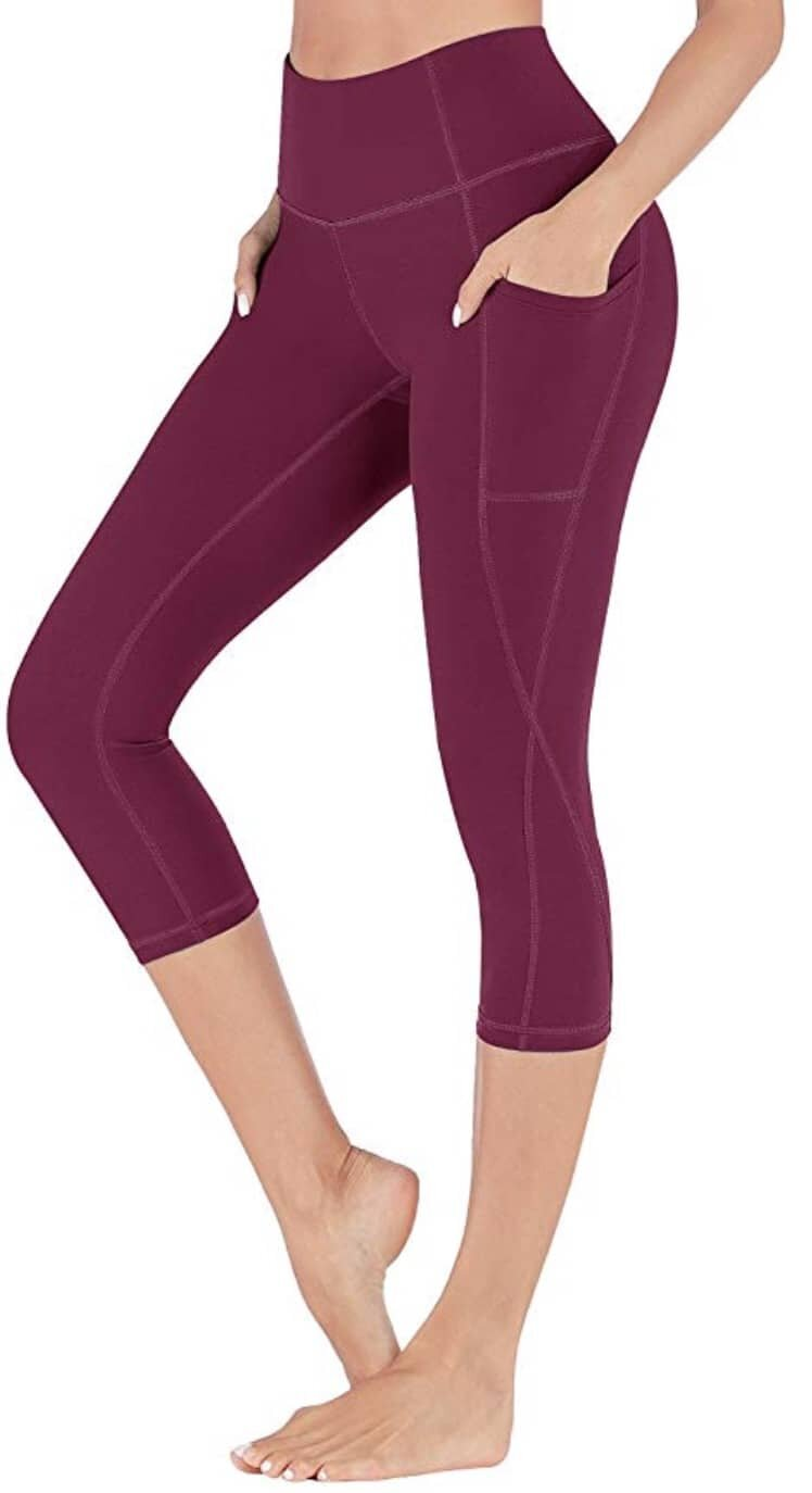 Try these comfortable stylish pants for your next workout.