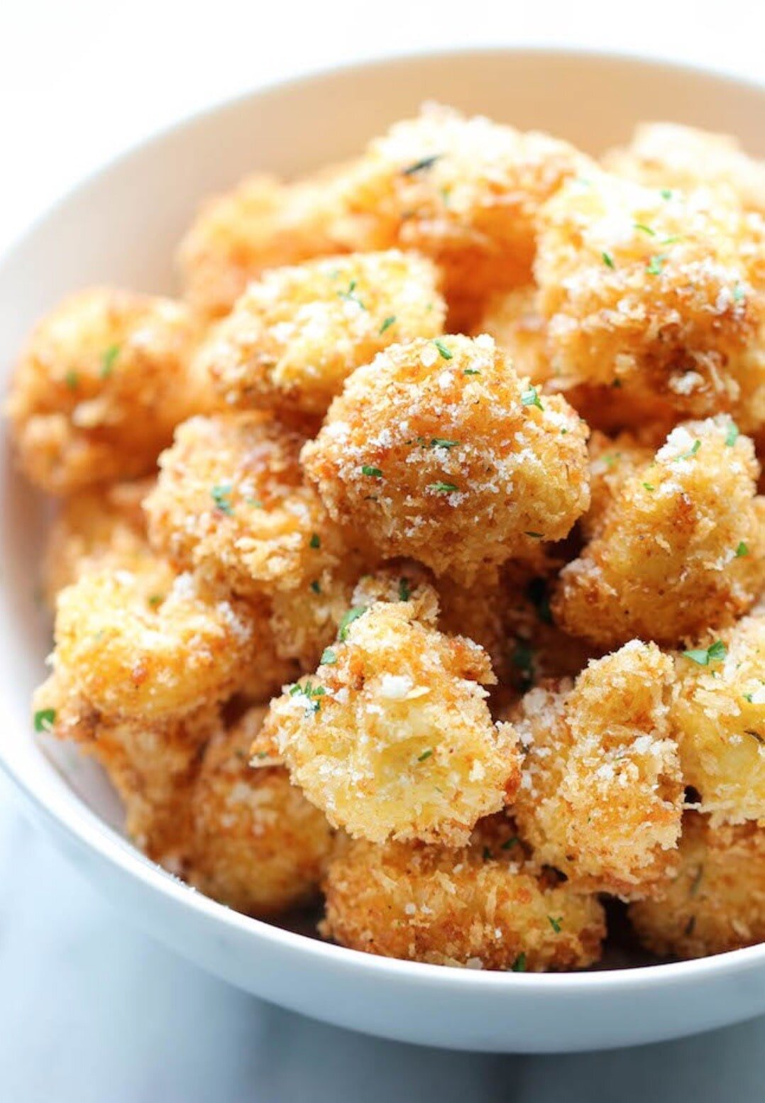 Parmesan Cauliflower