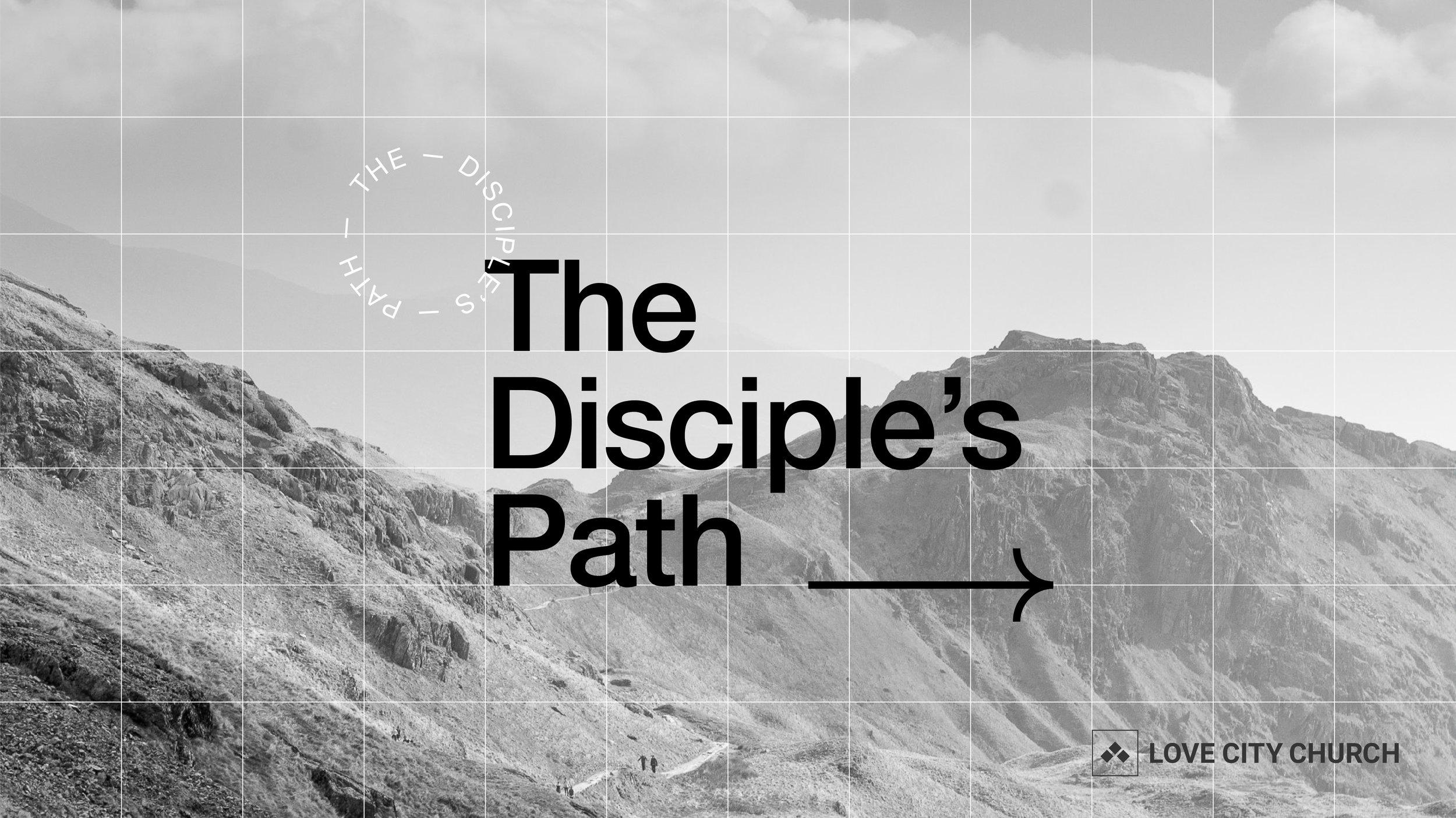 The Disciple's Path.JPG