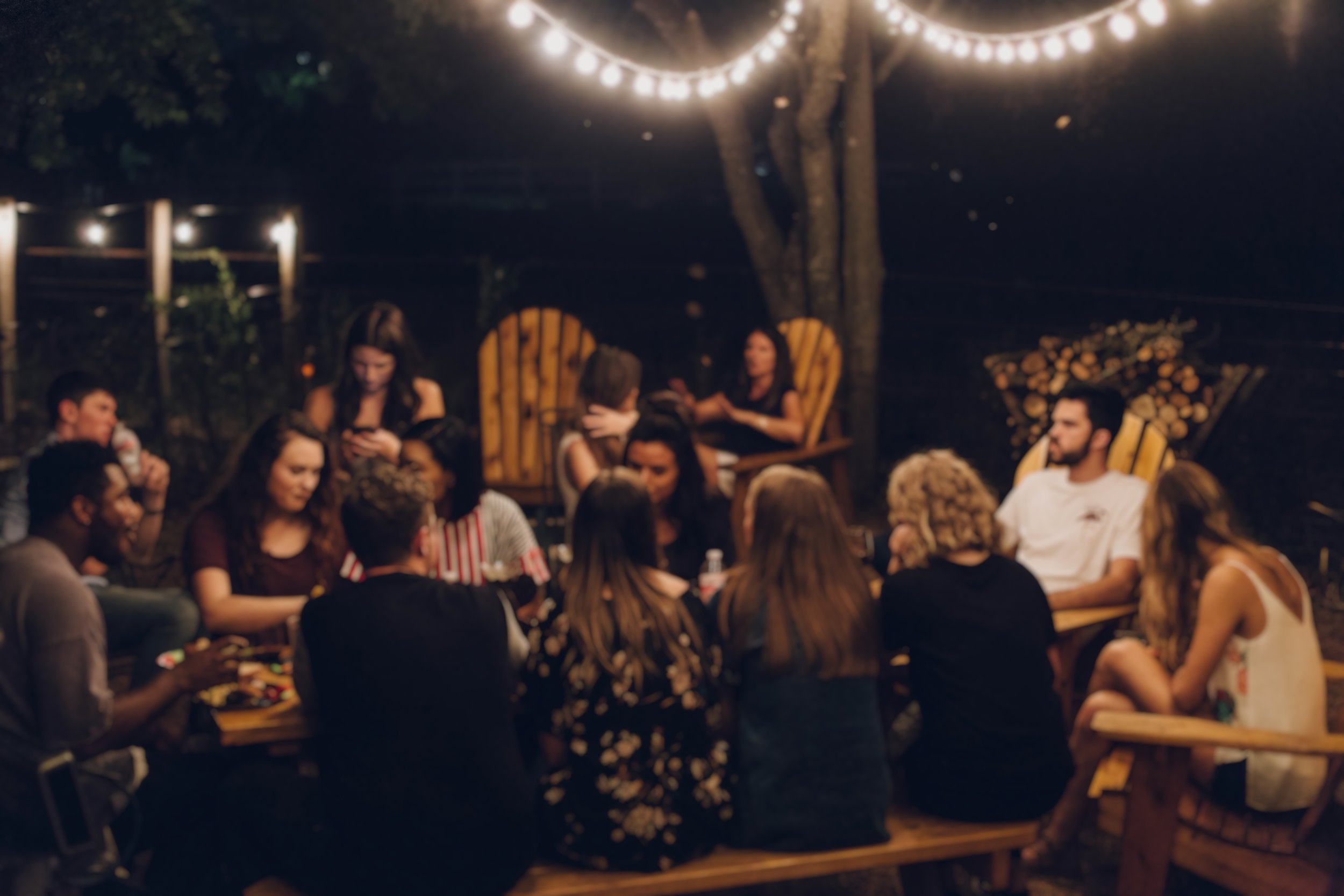 Community Groups - Get Connected by joining a community group. At Love City we believe the Bible calls us to live in authentic community with one another.