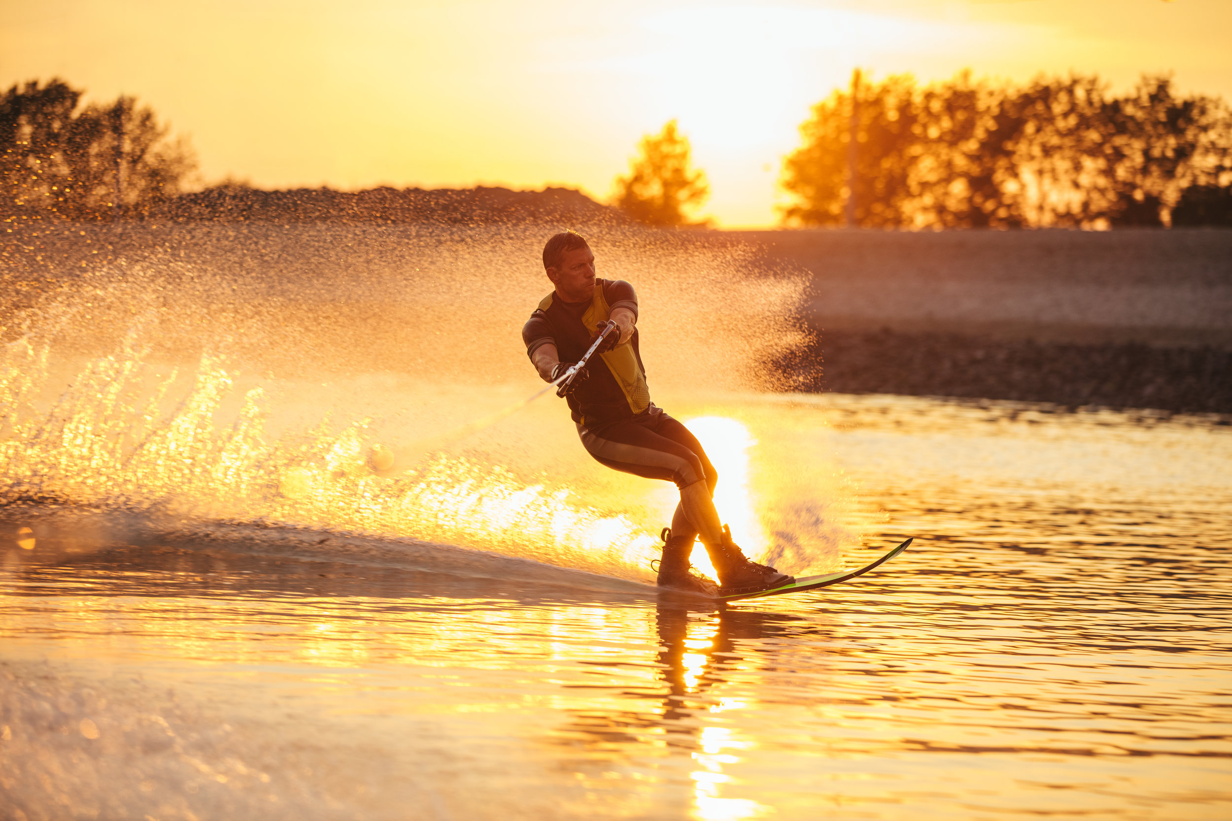 2.) The Delta is to waterskiing what the Rocky Mountains are to snow skiing.
