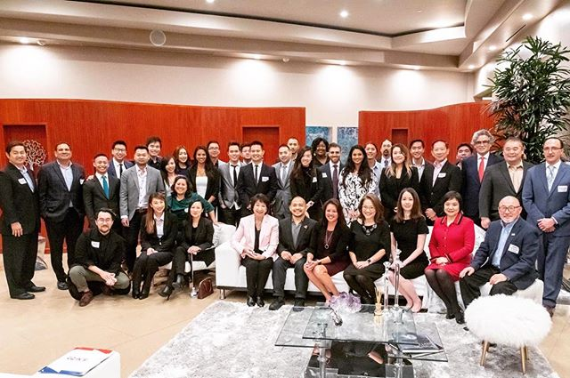 ACE NextGen & National ACE at the Fireside chat & Networking dinner in Los Angeles. Special thanks to Amar Shokeen - CEO of Apolis for such a wonderful learning experience! #acenextgen #ace #asianamericanentrepreneurs