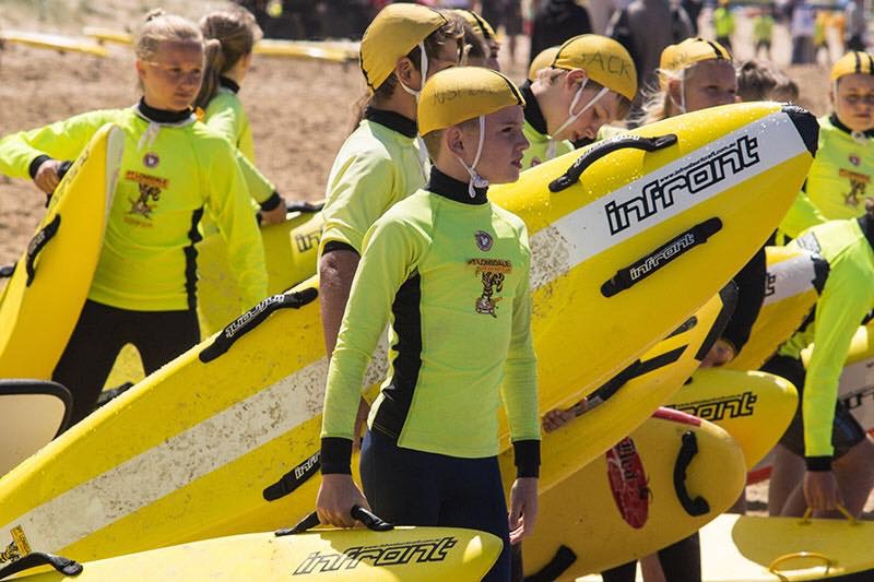 Nippers - PLSLSC runs one of the largest Nipper programs in Victoria