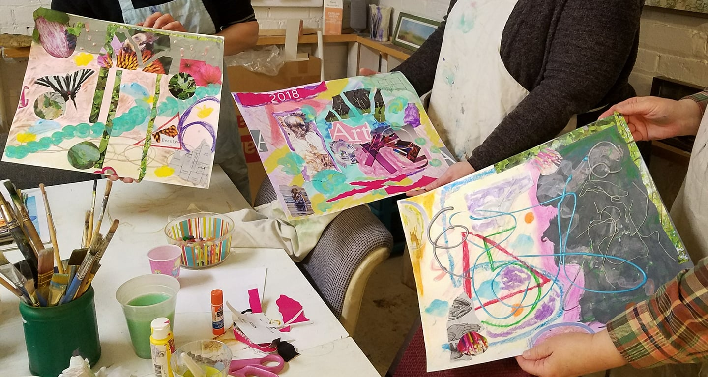 Artist's Way Experiential 2019 - An 8-week hands-on exploration of Julia Cameron's The Artist's Way