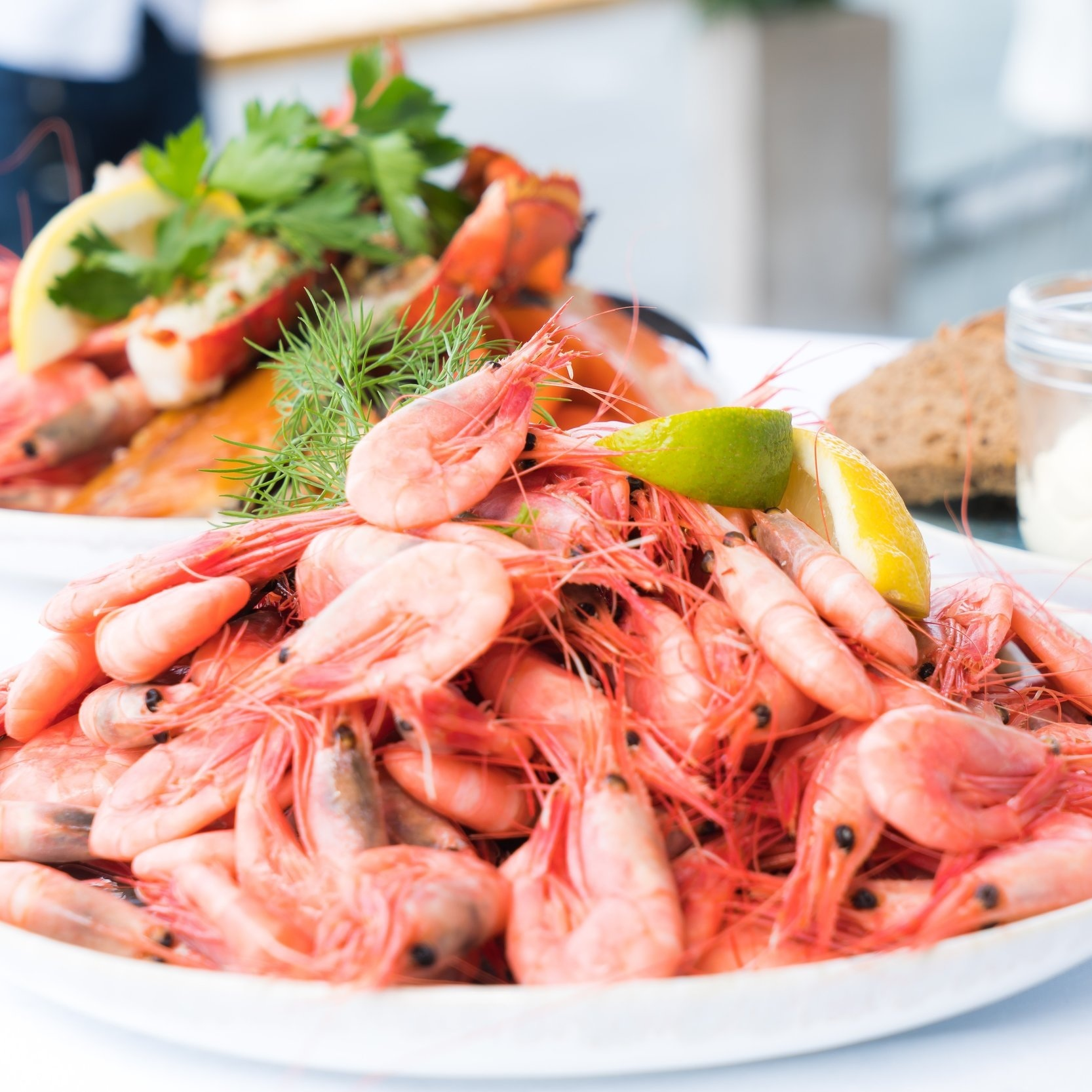 Louisiana Shrimp Boil