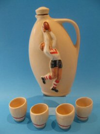 "1960's Football ""Diana"" Jugs   NEED: Melbourne"