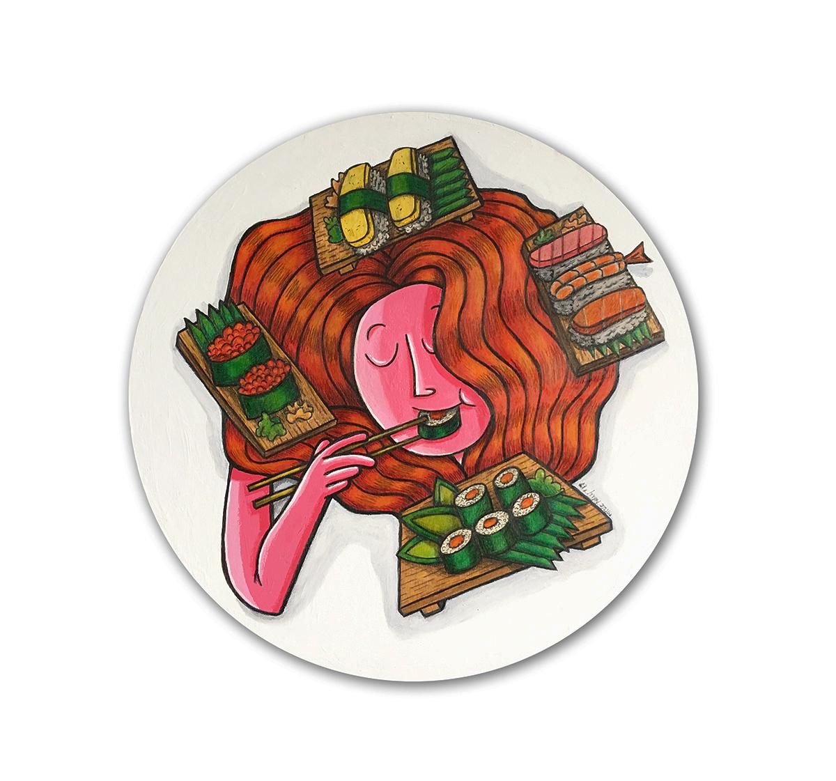 Sushi Girl_painted version.jpg