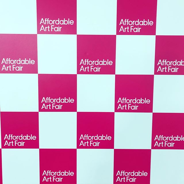 Excited to be showing in the Affordable Art Fair in HK this weekend. Pop by stand B02 Narana Gallery and say hello.....