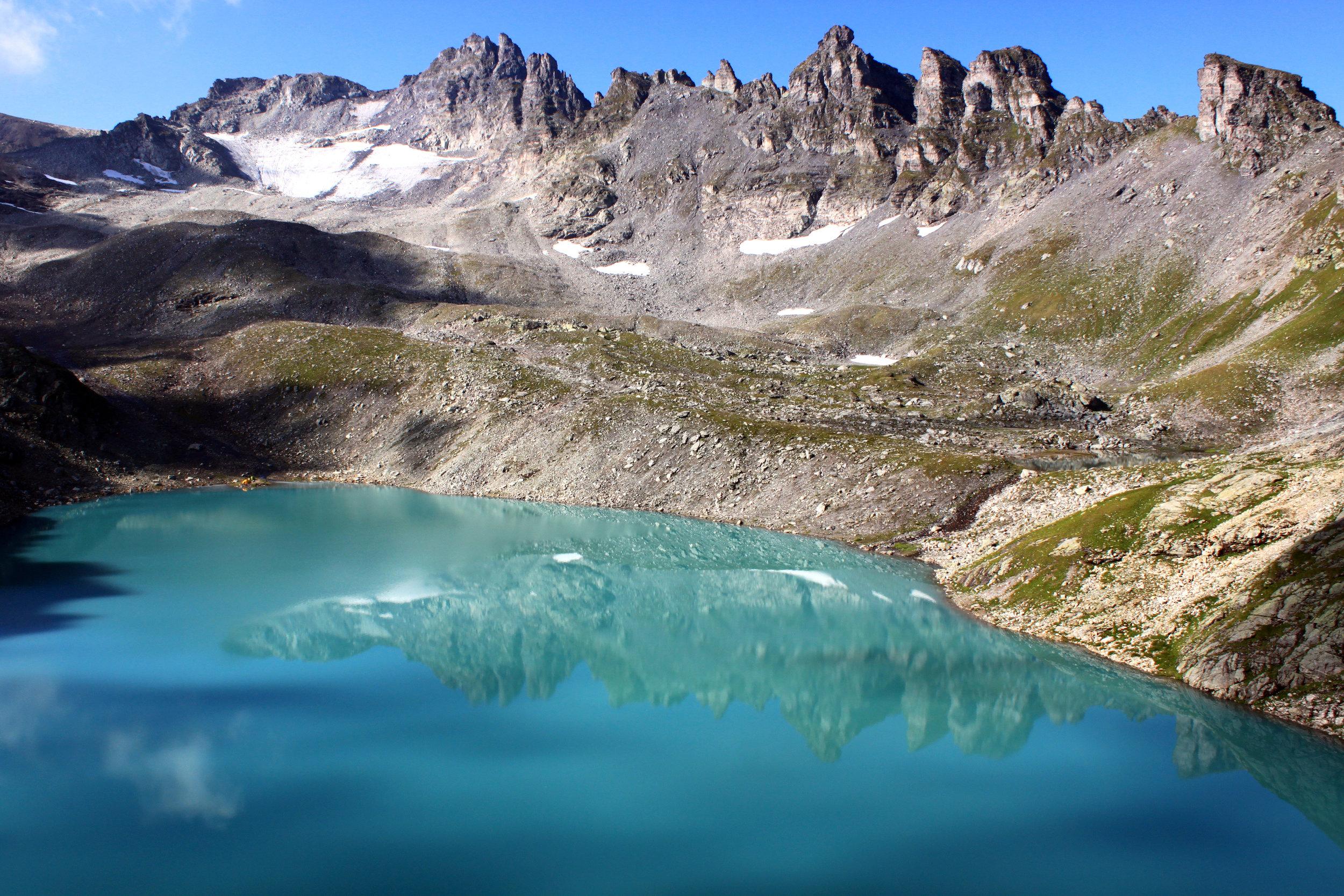 Wildsee und Graue Hörner