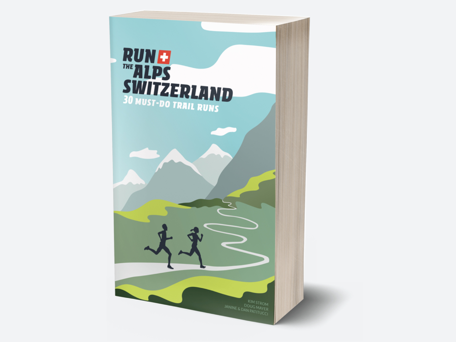 Run the Alps Switzerland 30 Must-Do Trail Runs - Run the Alps Switzerland features 30 must-do trail runs that will appeal to novices and experts alike. Dozens of routes where researched, from Arolla to Zermatt, to find the best trail running the Swiss Alps have to offer. The book is an inspiring piece of work and every single run I did was great. I 100% recommend this book and online resources from Run the Alps.