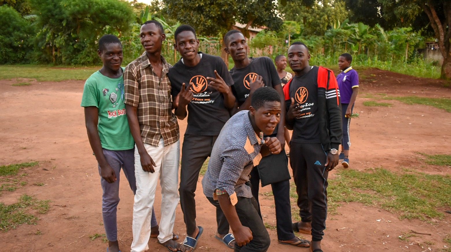 Our Youth,Our Future. - Transforming the lives of young people in Uganda.