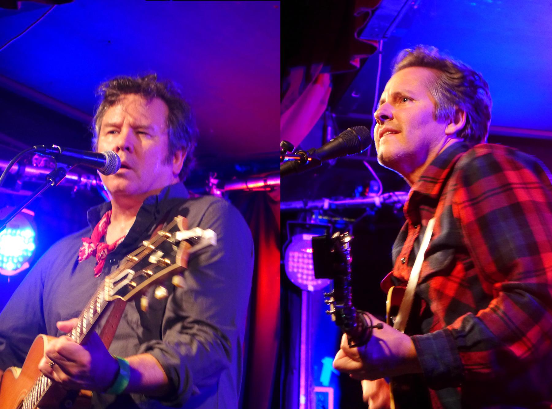 Josh Rouse and Grant Lee Phillips @ Whelan's, Dublin - 30th April