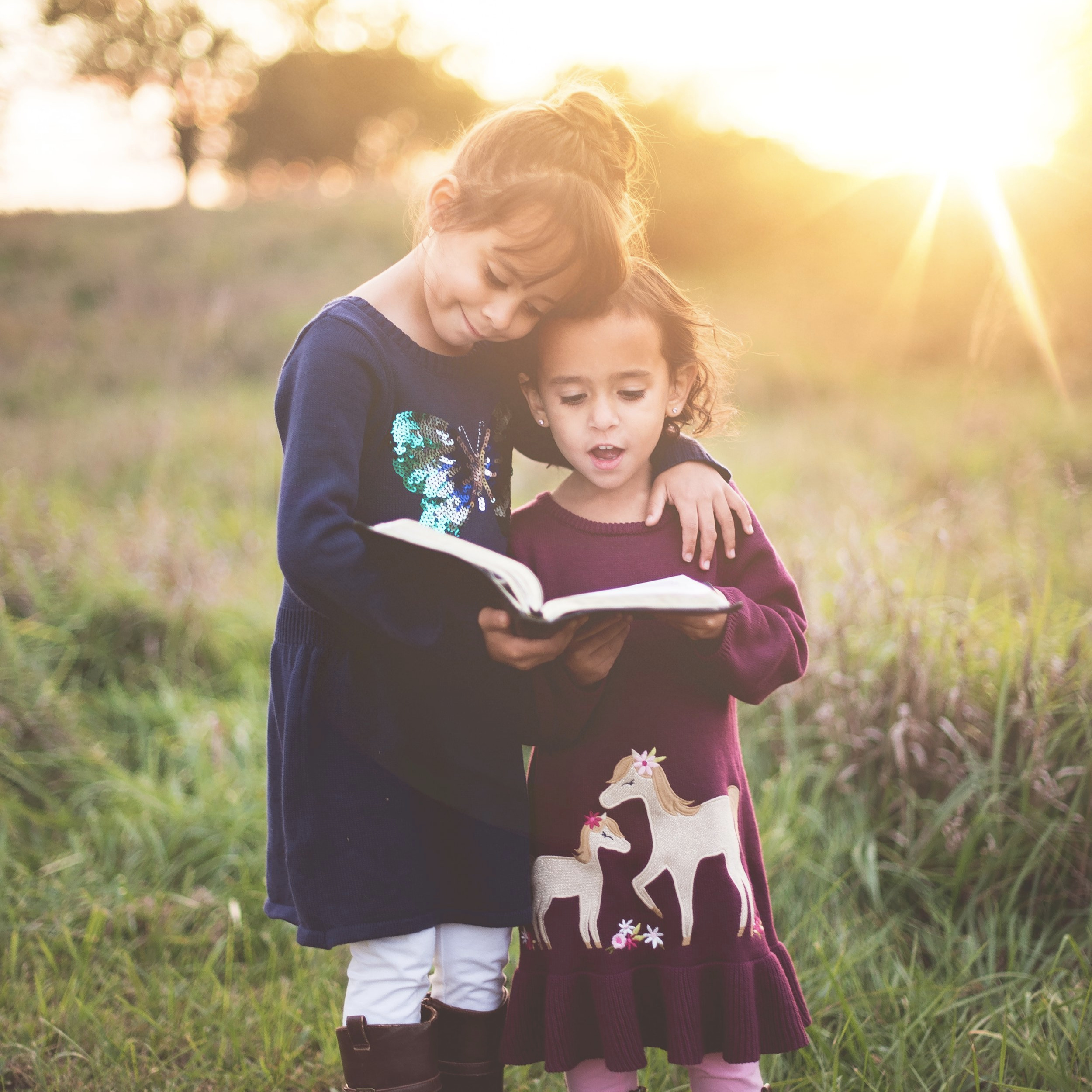 SUNDAY SCHOOL - We ensure that our children are built in the knowledge of God's word