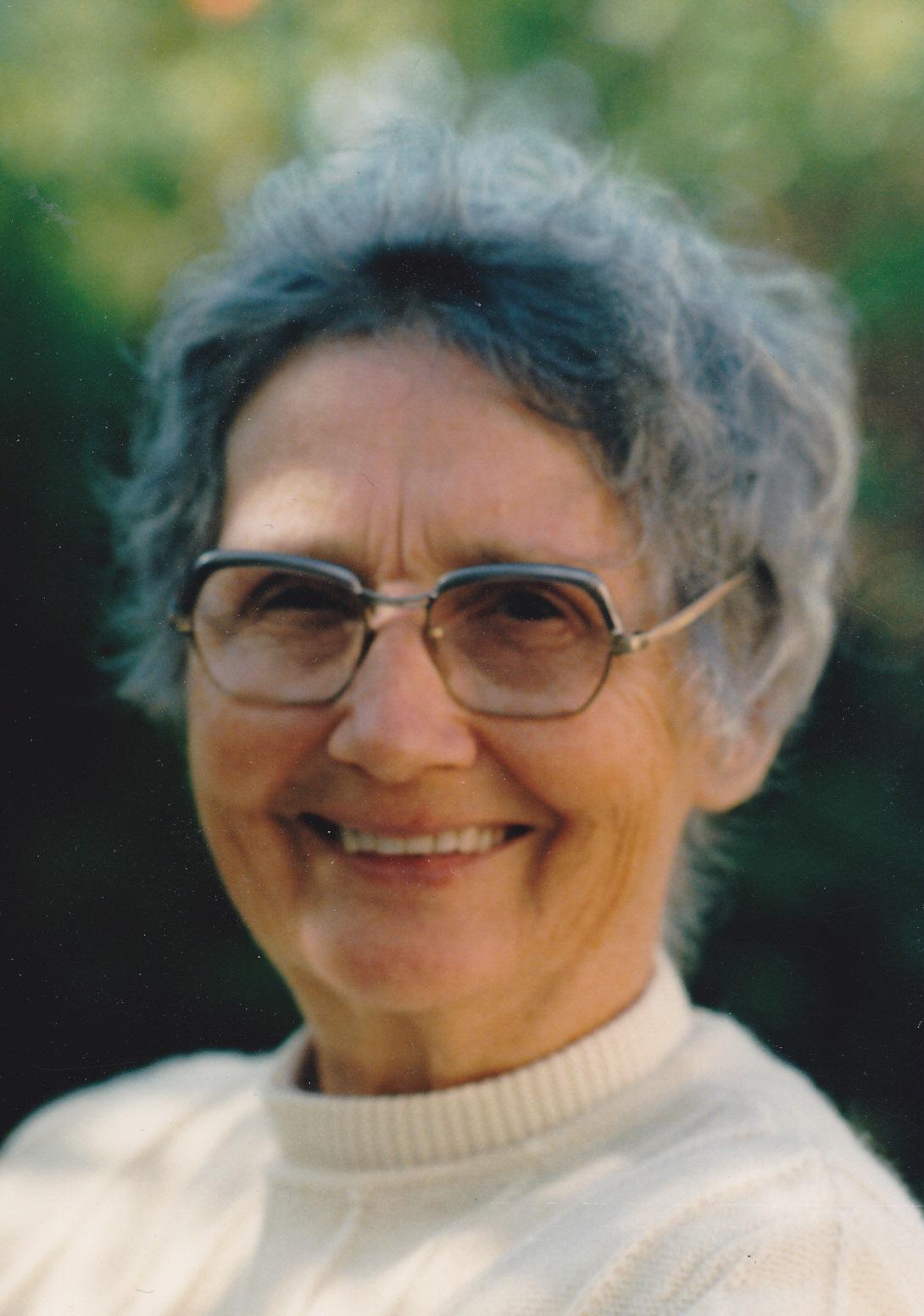 Dorothea Snook, circa 1987