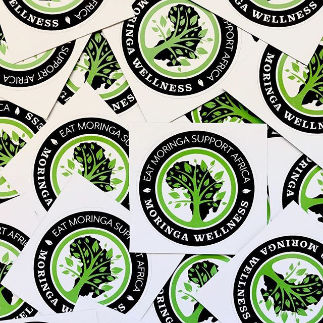 Did you know stickers are a great way to promote your brand? They can say a lot and these ones really do! Moringa Wellness is more than a fantastic super food and great client, they are a company that is truly globally conscious. Moringa Wellness helps provide education to impoverished parts of Africa. We hope everyone can work together to better our world the way Moringa Wellness does. Keep your eyes open for their products coming soon to the US Market.  @moringa_wellness @moringawellnesssports @mwellnessgroup  #inink #indigoinkmarketing #stickers #saveafrica #eatmoringa #promotionalproducts #promotionalmarketing #neverstopcreating #moringa #moringabenefits