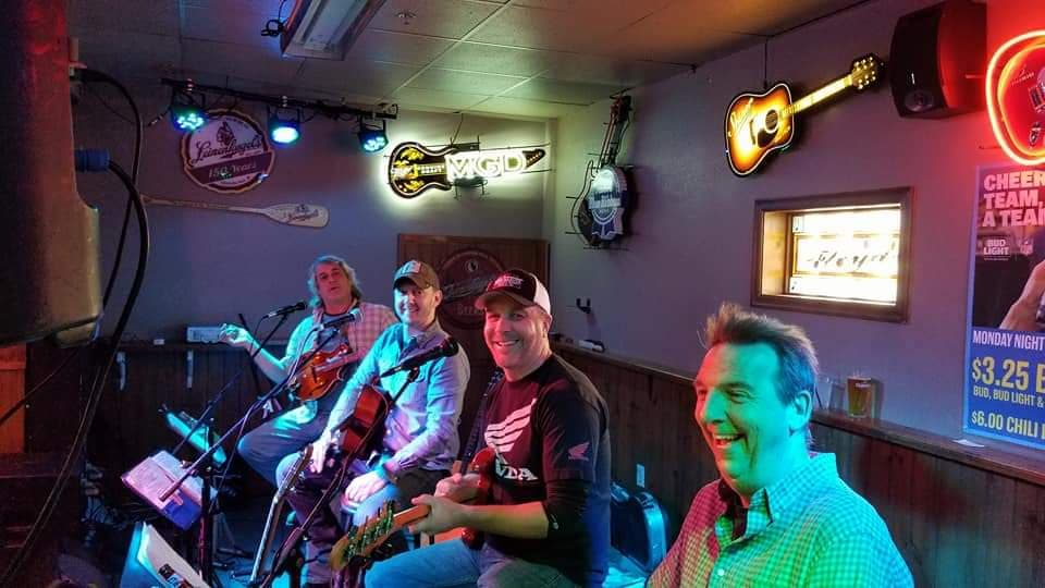 Gang of Pickers is a multi-Instrument Bluegrass/Folk band spanning a variety of genres, and musical styles. Well known for their high energy weekly Sunday afternoon gigs at Floyds bar in Victoria, MN.