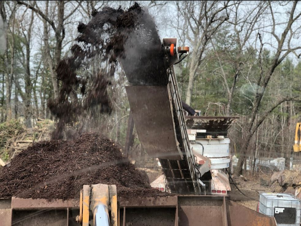 - Mulch Delivery