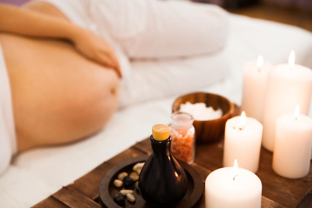 Natural Balance Pregnancy Massage