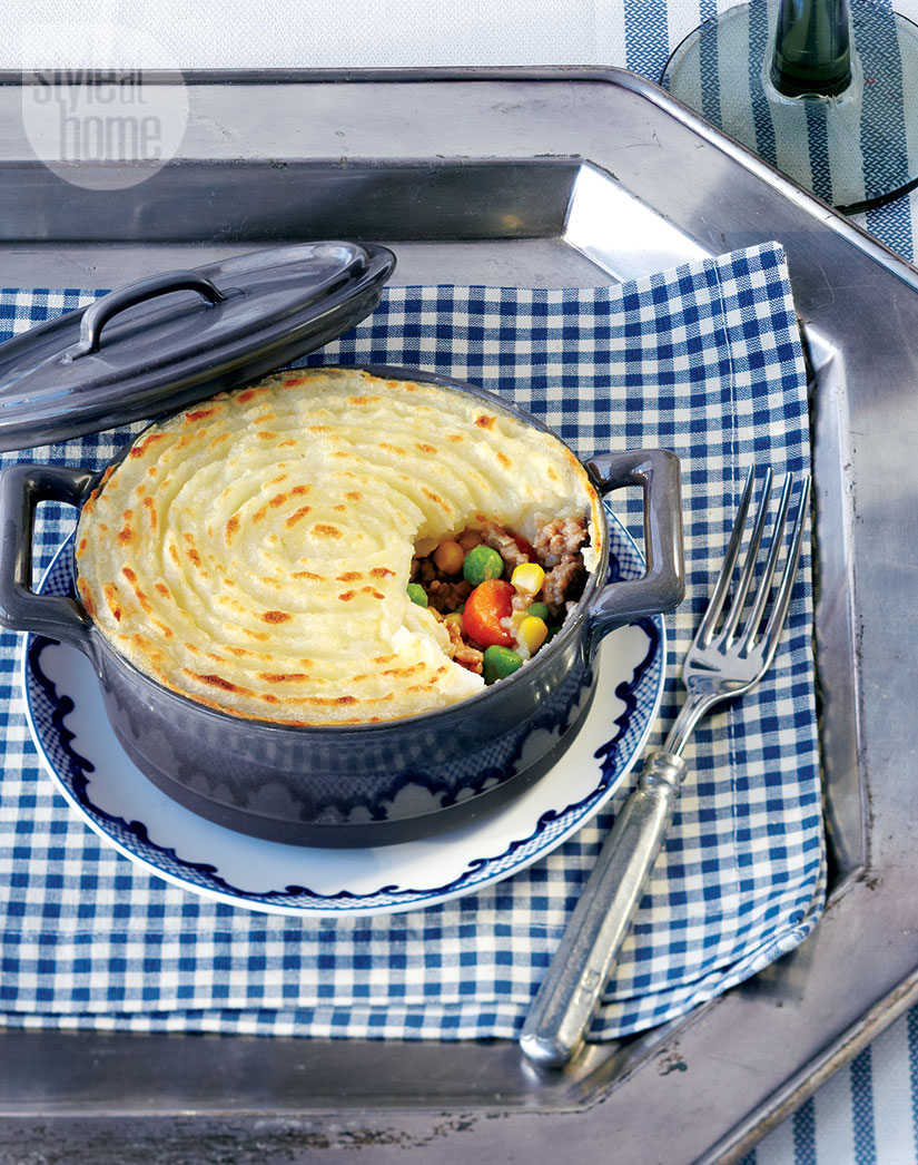 Style at home | RECIPE: MINI SHEPHERD'S PIE FOR TWO