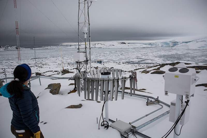 Podcast: Research Associates - Researcher's Hands And Eyes In Antarctica