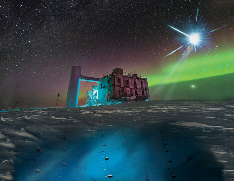 Neutrinos Point The Way To Cosmic Rays - Astronomers Identify Source Of Cosmic Rays Using Neutrinos And Gamma Rays