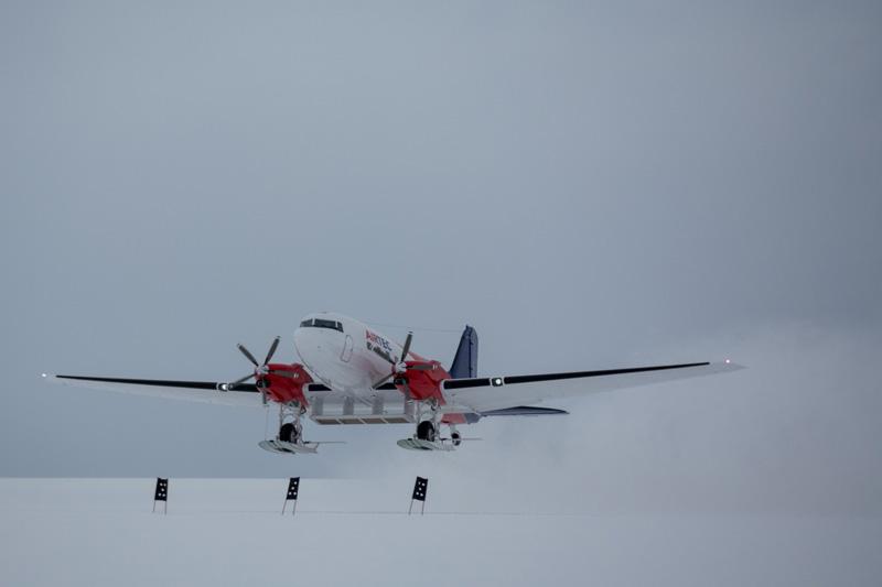 IceBridge Flies High - NASA's Operation IceBridge Returns to McMurdo Station