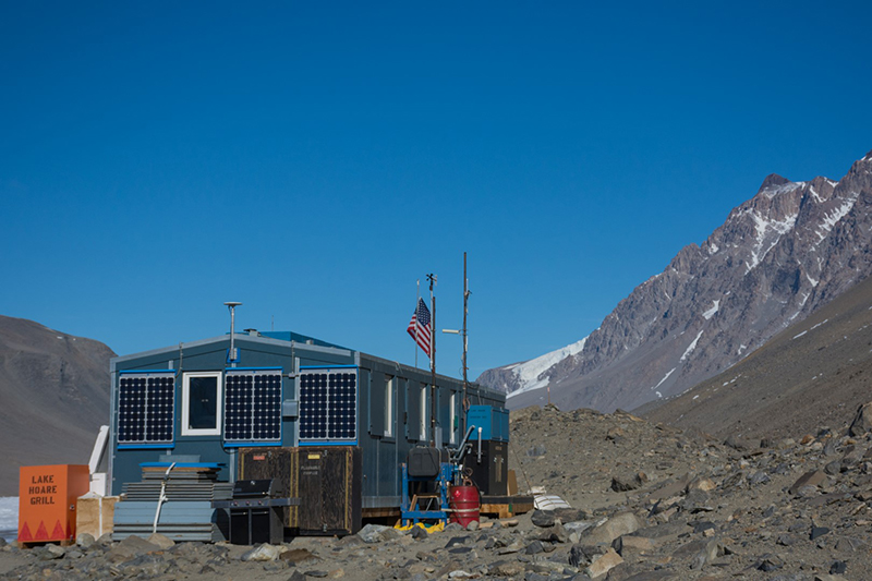 Podcast: The Lake Hoare Field Camp - The Nerve Center of the Dry Valleys