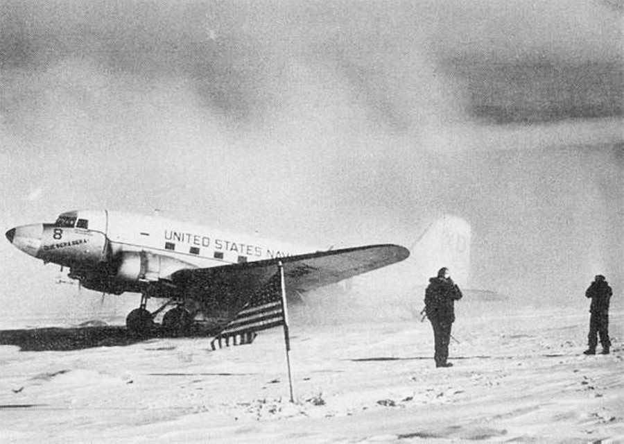 Sixty Years Of South Pole Flights - A Single Plane Landed At The South Pole Six Decades Ago This Week, Paving The Way For Ground-Breaking Science That Continues Today