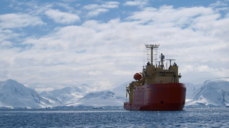 Podcast: The Southern Ocean's Carbon Sink Stronger Than Ever - The Waters Around Antarctica Seem To Have Reversed A Troubling Trend