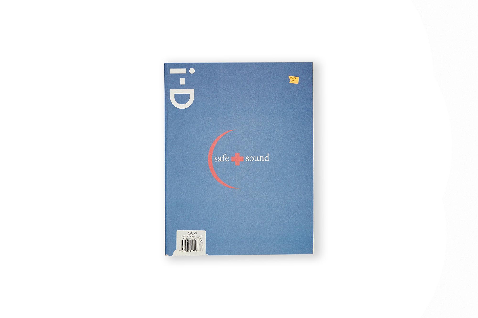 SOUL i-D, i-d magazine.