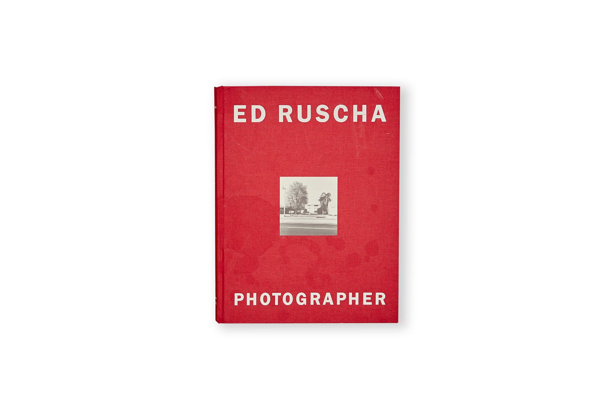 PHOTOGRAPHER, ed rushca.