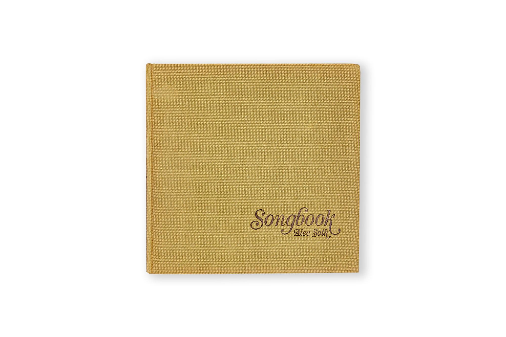 SONGBOOK, alec soth.