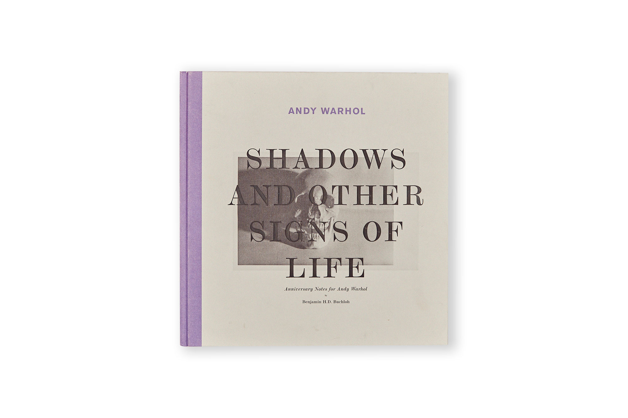 SHADOWS AND OTHER SIGNS OF LIFE, andy warhol.
