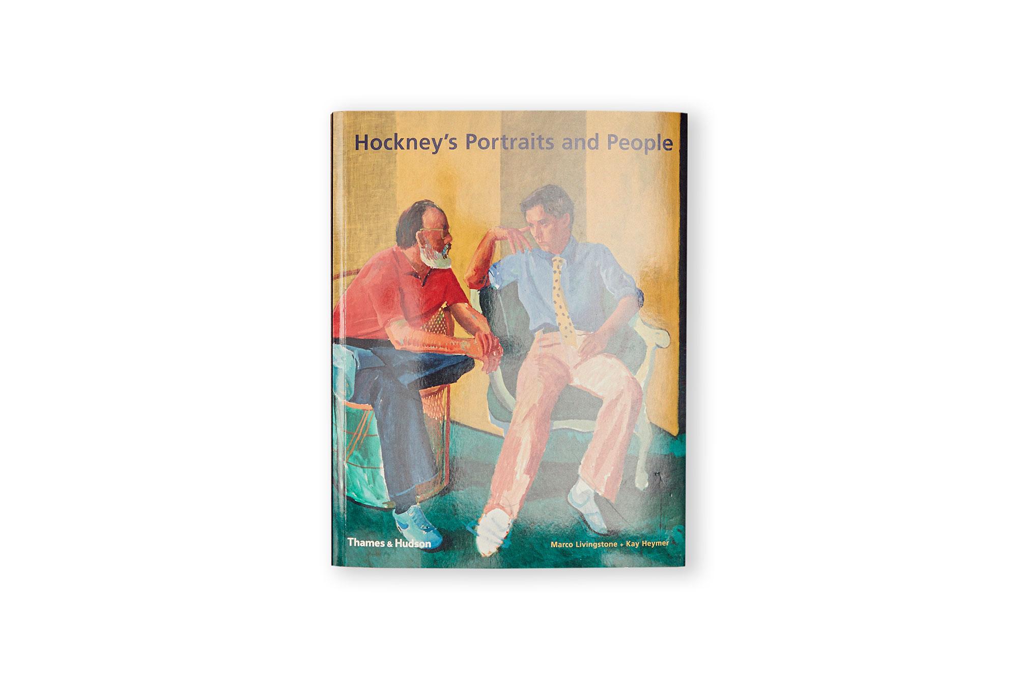 HOCKNEY'S PORTRAITS AND PEOPLE, david hockney.