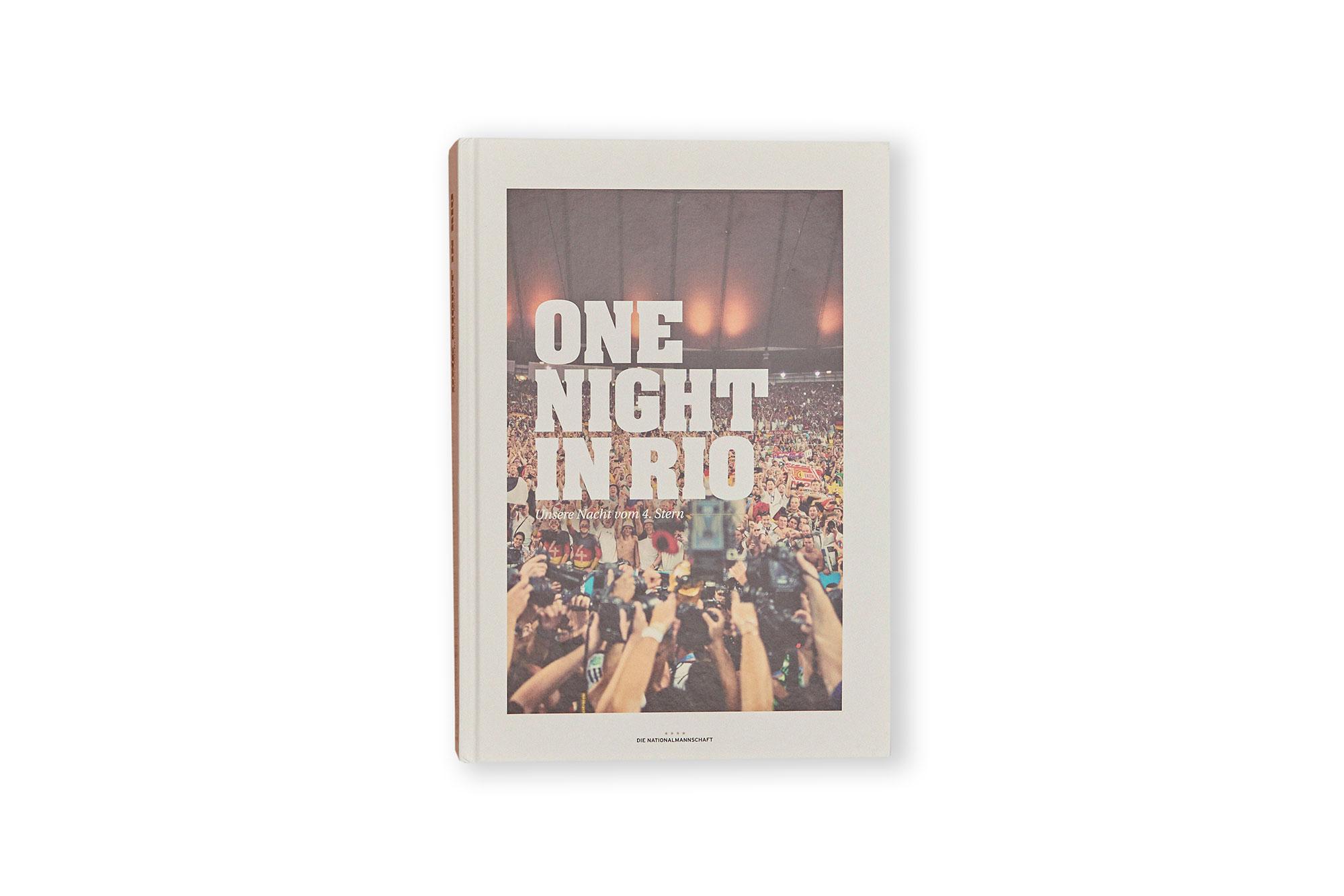 ONE NIGHT IN RIO, paul ripke.