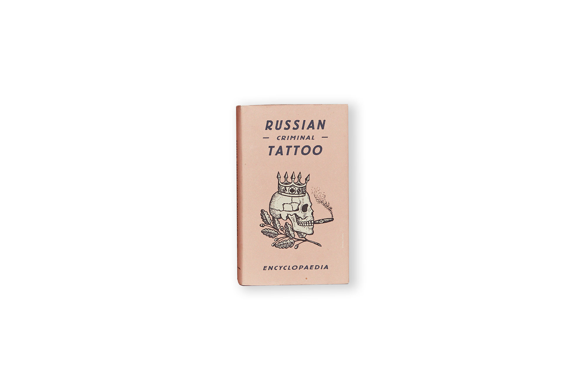RUSSIAN CRIMINAL TATTOO, encyclopaedia.