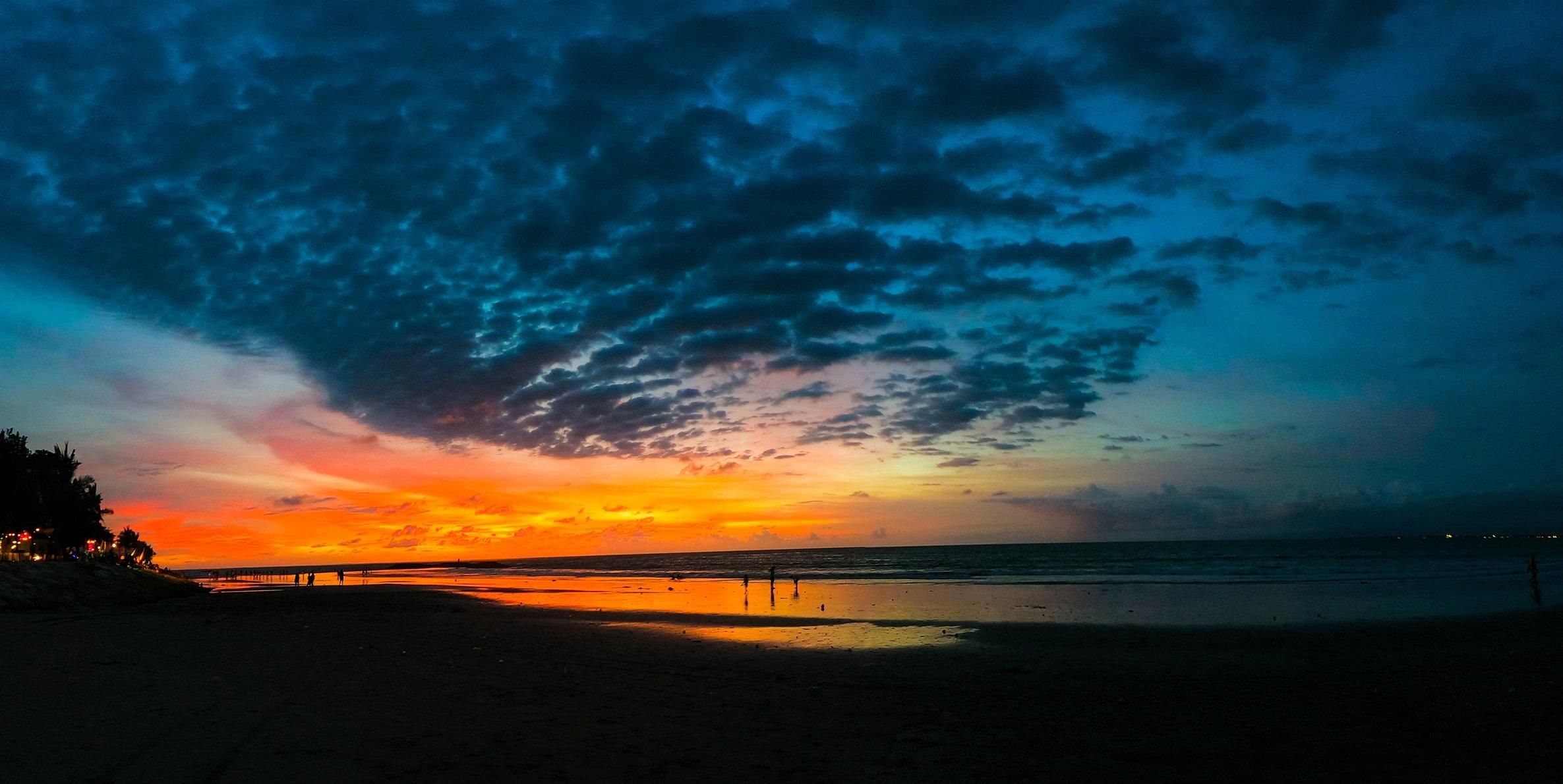 Kuta Beach - Bali  Photo Credit : ACS