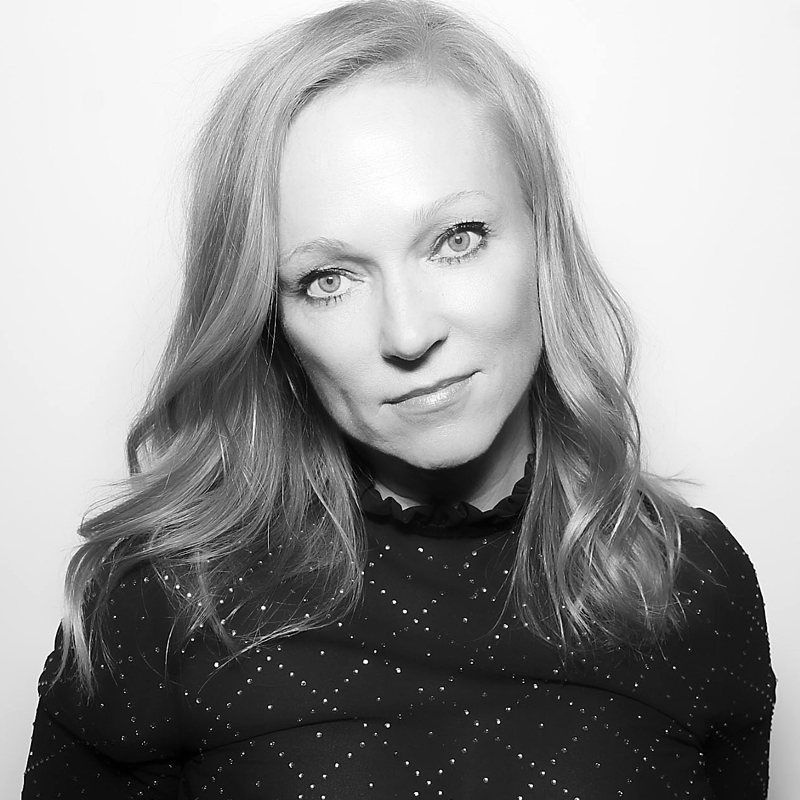 Kerstin Emhoff. - Co-Founder & President of PRETTYBIRD.