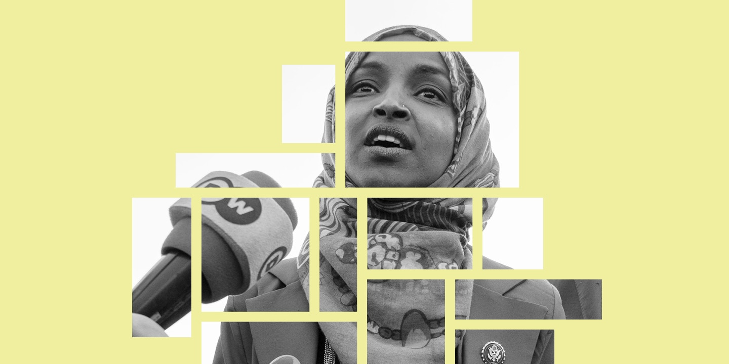 Ilhan Omar speaks out on her Twitter scandal, anti-semitism, and a progressive foreign policy.