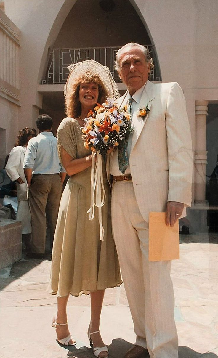 Linda Lee Beighle & Charles Bukowski