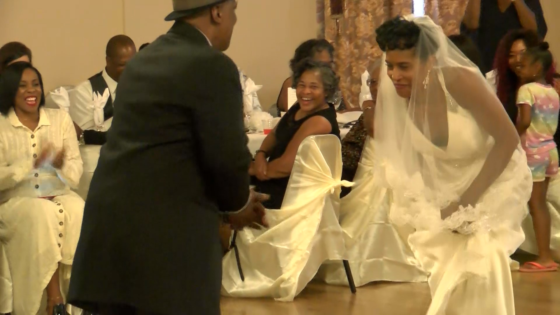 Latesha & Dietrich Wedding
