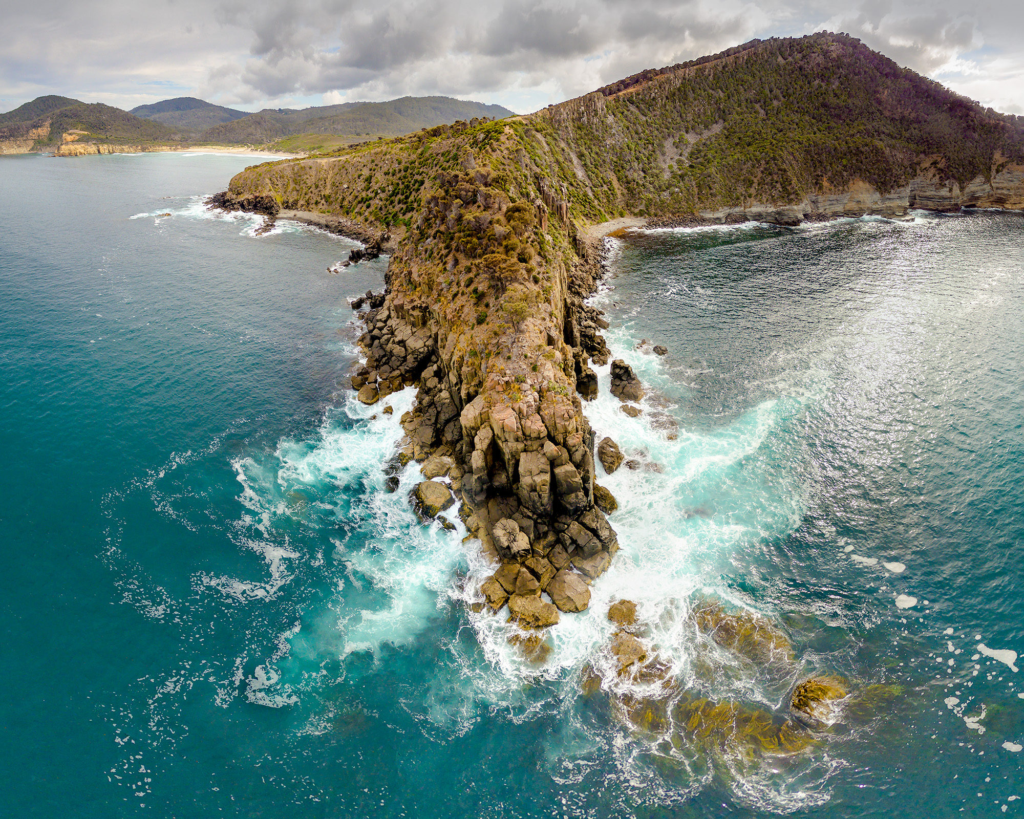 """The Point"",  Windgrove Tasmania, Photo by Dan Bailey"